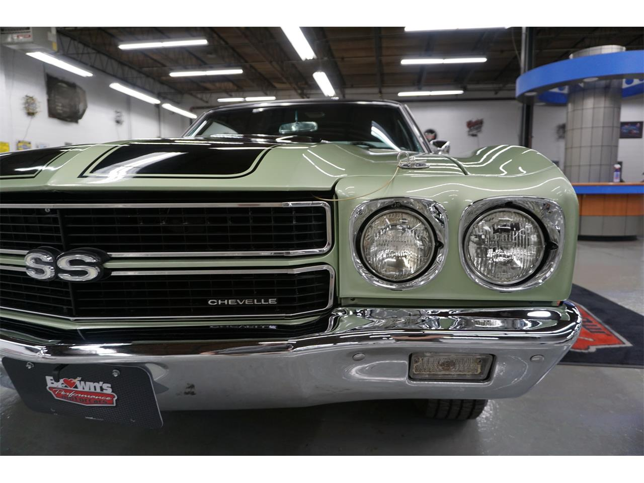Large Picture of 1970 Chevelle - $55,900.00 Offered by Brown's Performance Motorcars - QN0Q