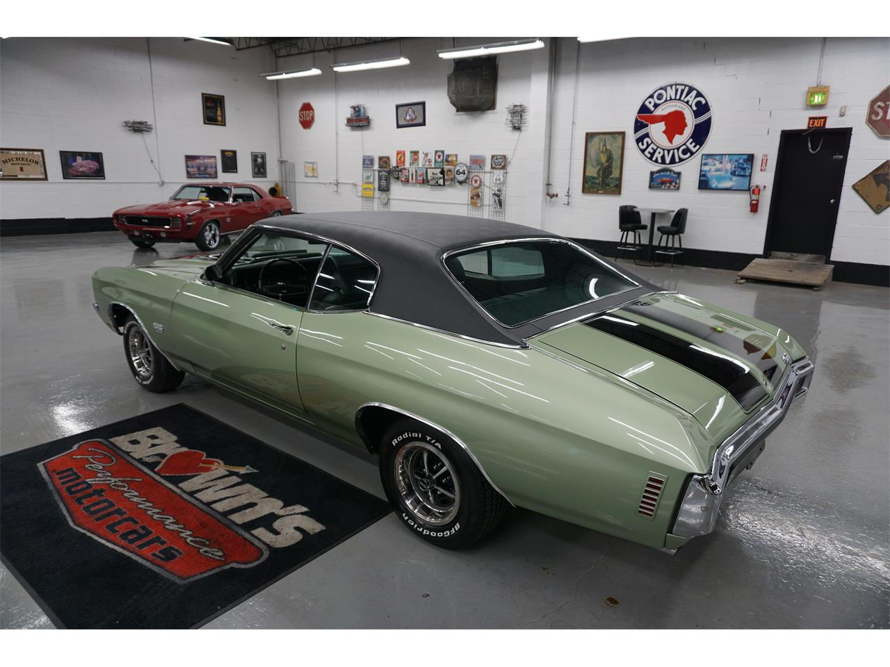 Large Picture of '70 Chevrolet Chevelle located in Glen Burnie Maryland - $55,900.00 Offered by Brown's Performance Motorcars - QN0Q