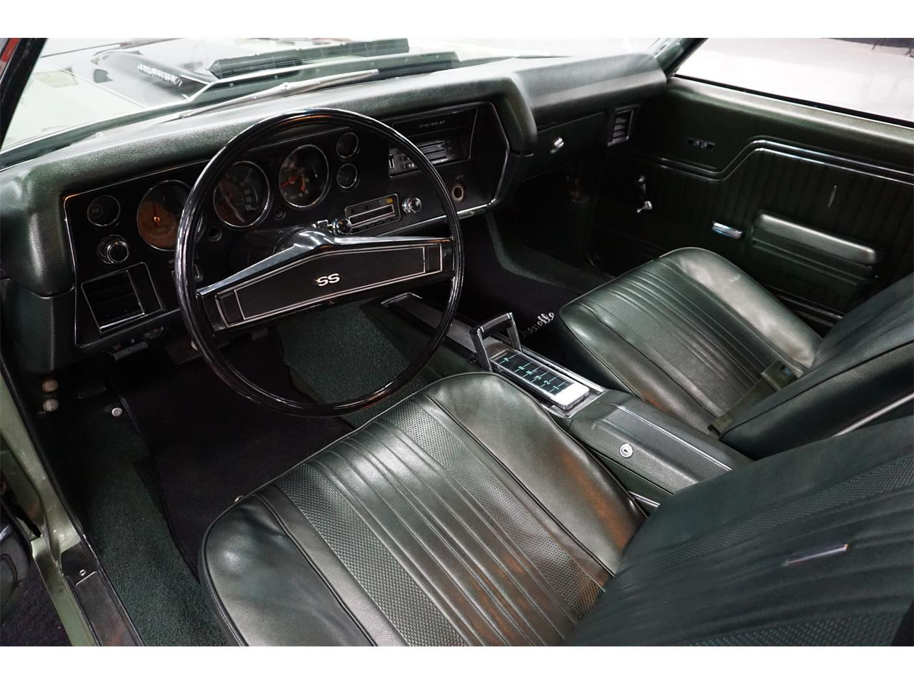 Large Picture of '70 Chevelle located in Glen Burnie Maryland Offered by Brown's Performance Motorcars - QN0Q