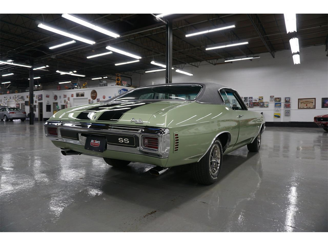 Large Picture of 1970 Chevrolet Chevelle located in Glen Burnie Maryland - QN0Q