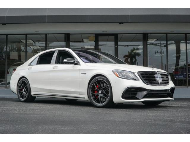 Picture of 2018 S-Class - $129,900.00 Offered by  - QL0I