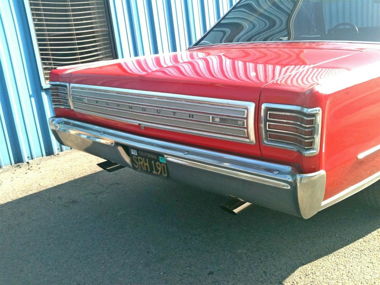 Large Picture of '66 Plymouth Satellite Offered by a Private Seller - QN10
