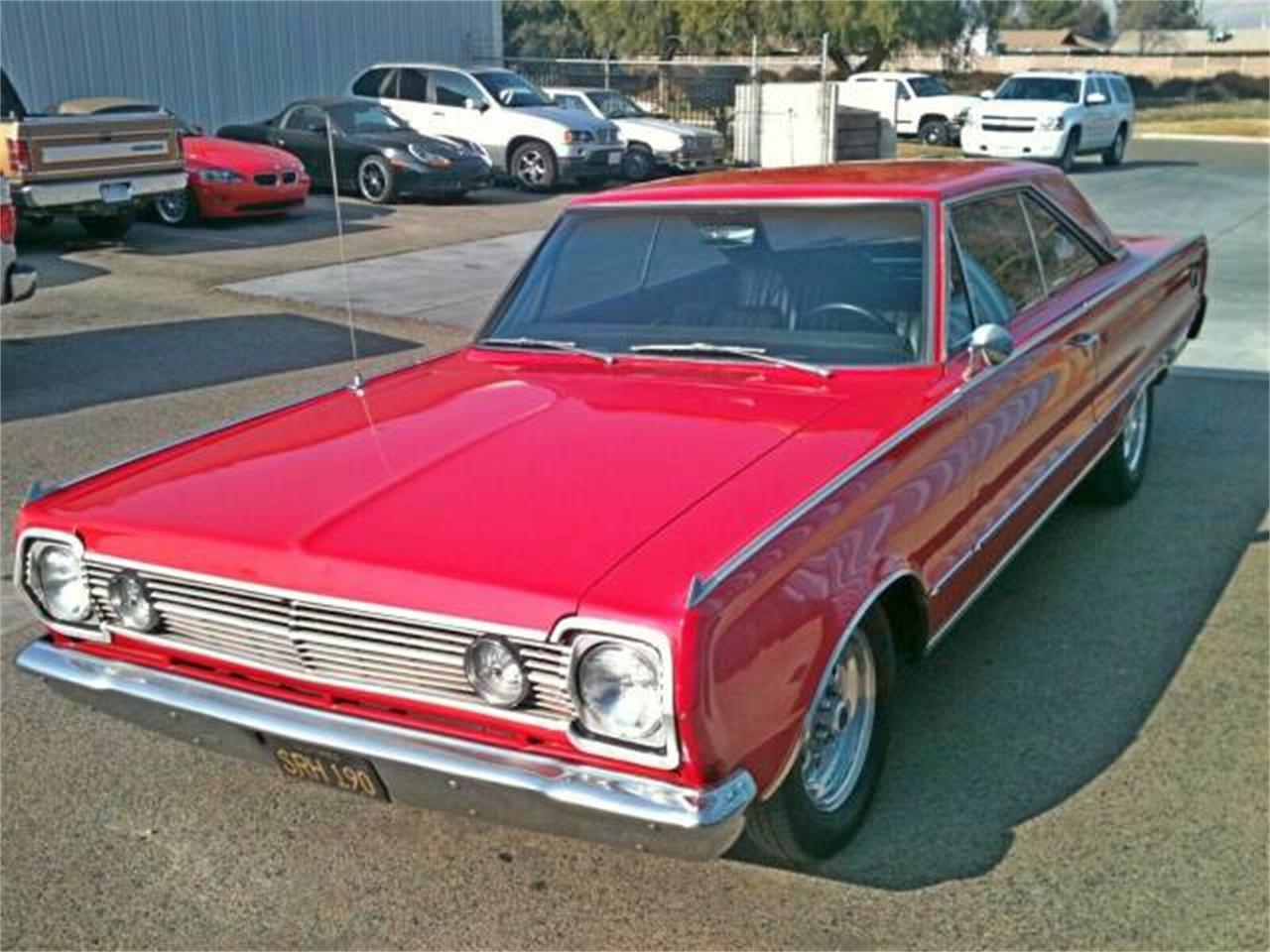 Large Picture of 1966 Plymouth Satellite Offered by a Private Seller - QN10