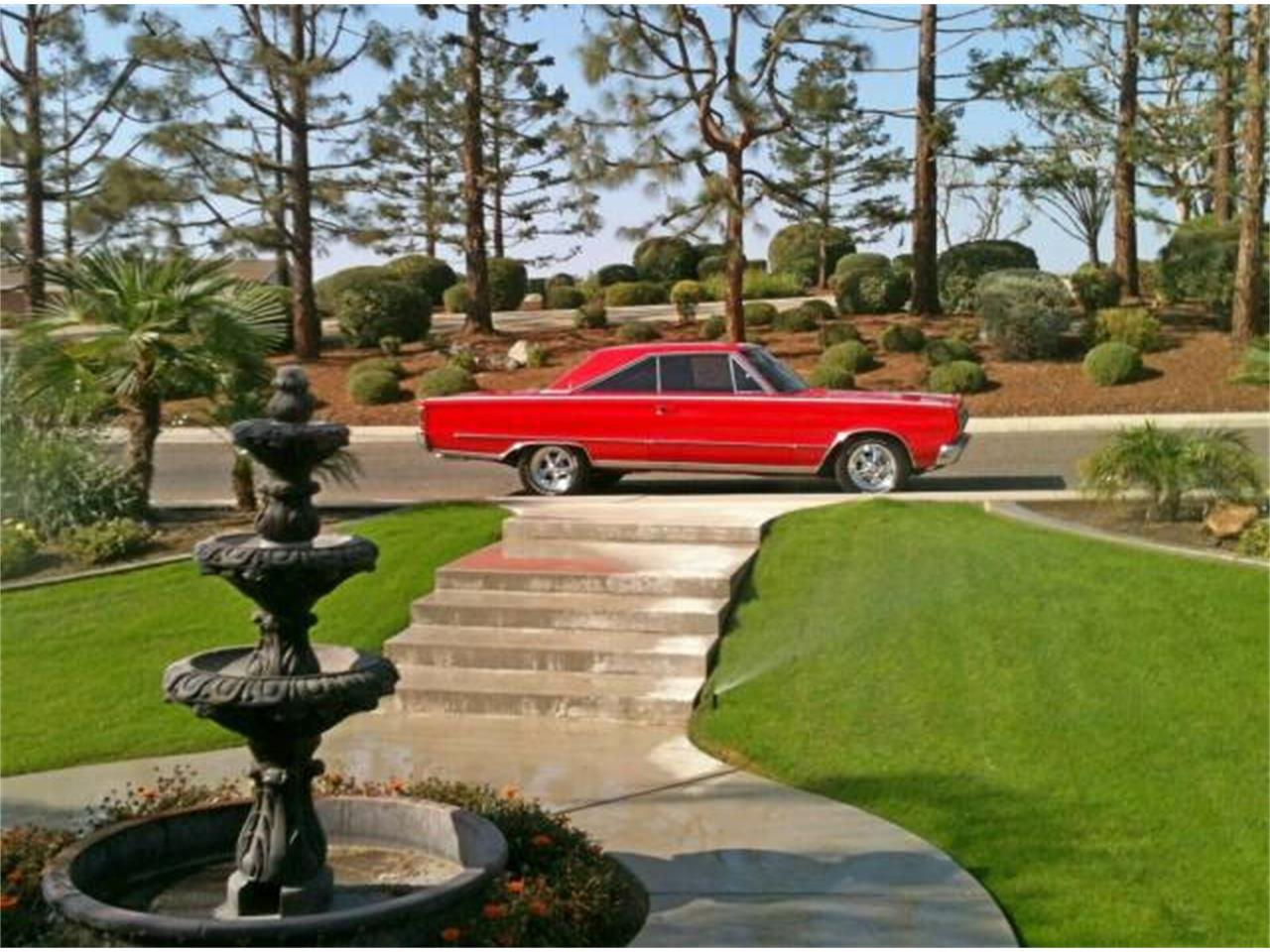 Large Picture of Classic 1966 Plymouth Satellite located in South Carolina - $18,500.00 Offered by a Private Seller - QN10