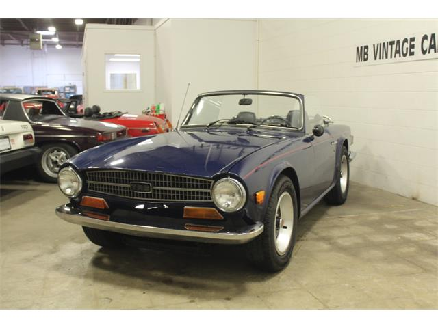 Picture of '71 TR6 - QN1C