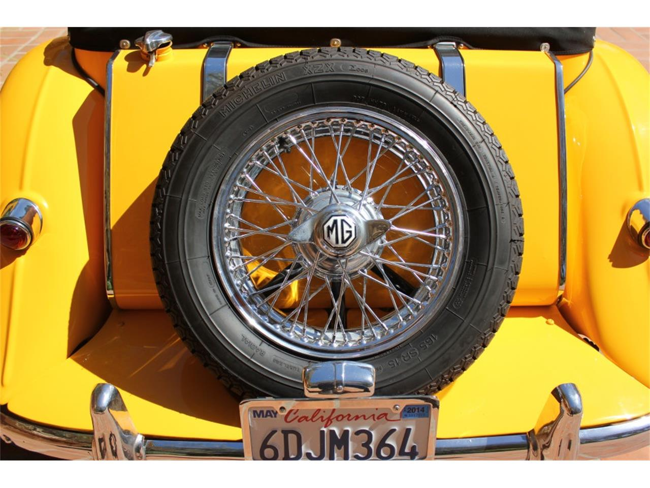 Large Picture of Classic 1954 MG TF - $46,000.00 - QN1J