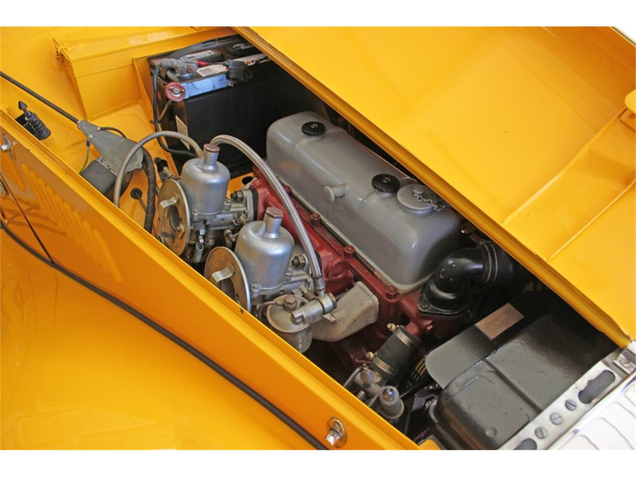 Large Picture of Classic '54 MG TF - QN1J