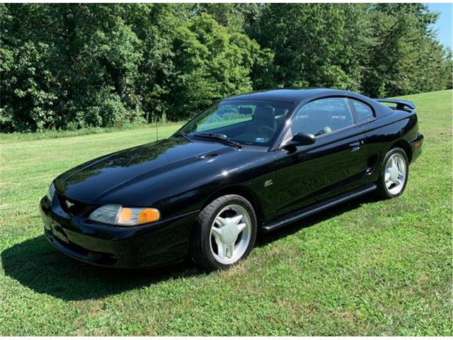Picture of '95 Mustang GT - QN1L