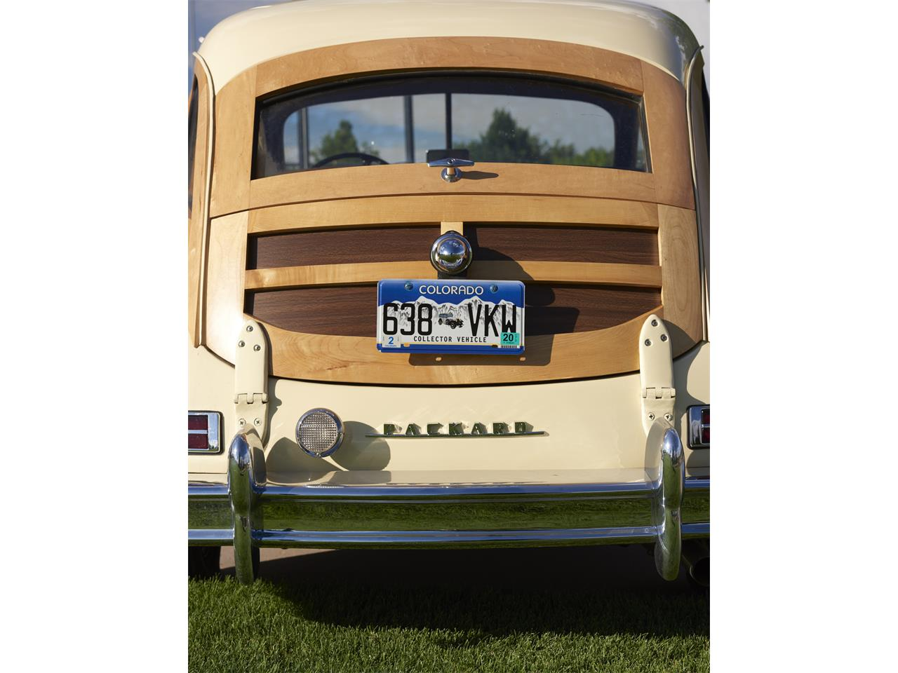 Large Picture of '49 Woody Wagon - QN1N