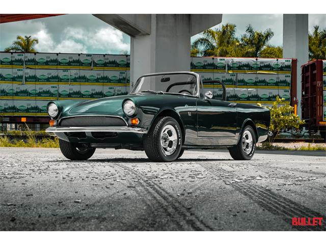 Picture of Classic 1966 Sunbeam Alpine located in Fort Lauderdale Florida - $18,000.00 Offered by  - QN1T