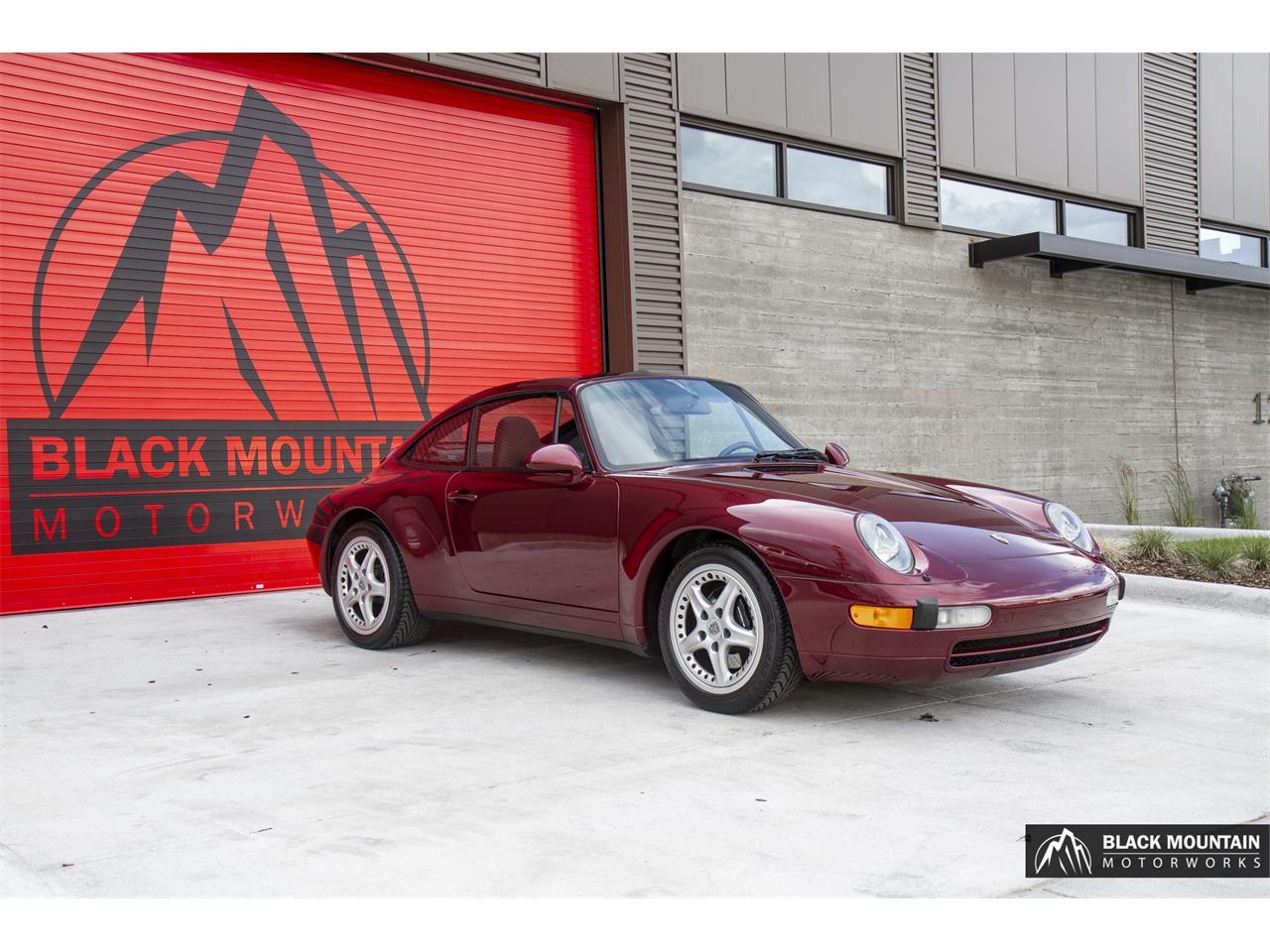 Large Picture of '97 Porsche 911 Carrera - QN1Z