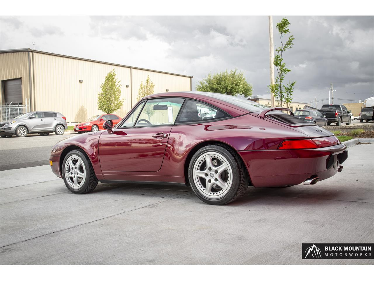 Large Picture of '97 Porsche 911 Carrera located in Denver Colorado Offered by a Private Seller - QN1Z