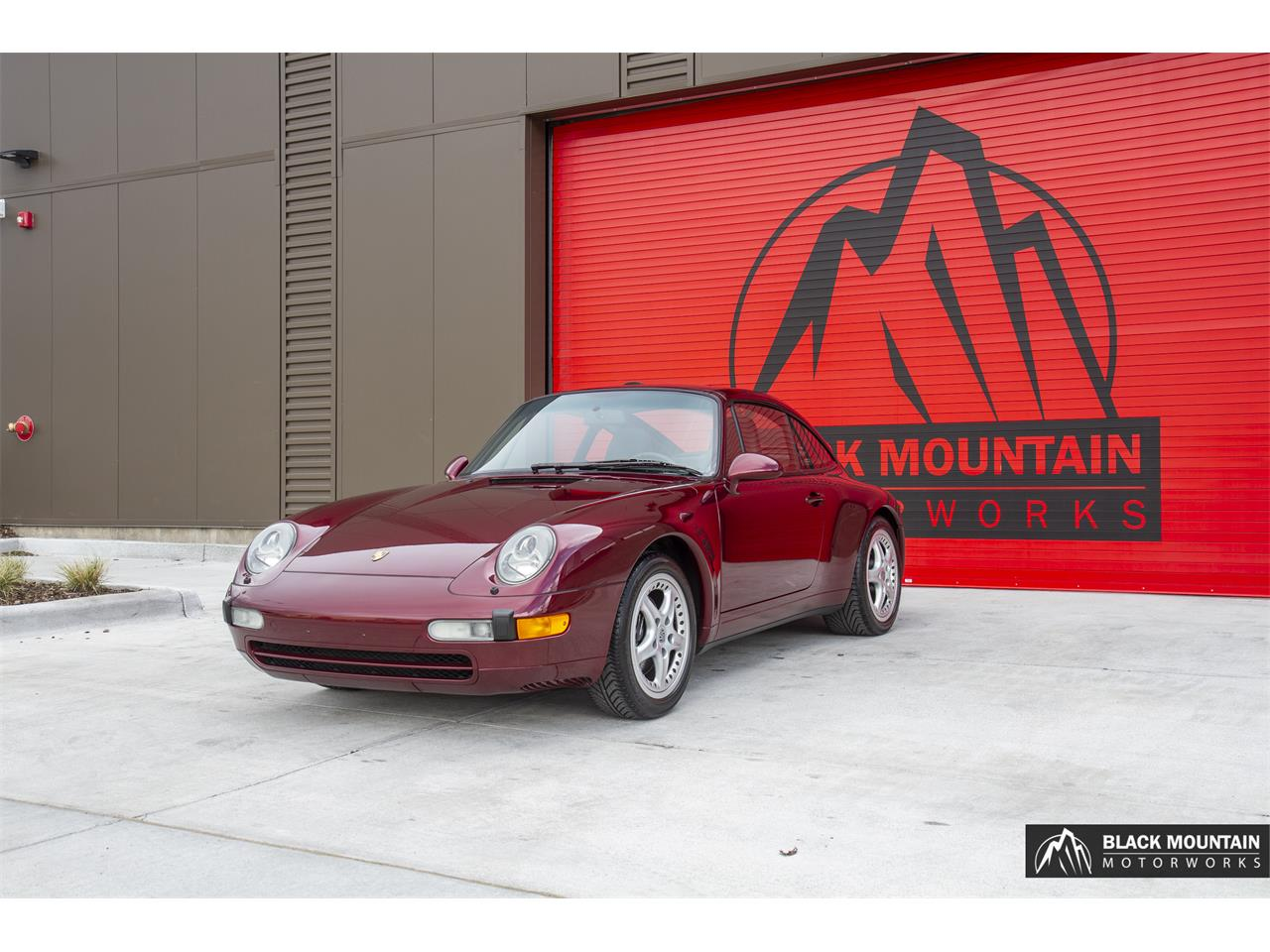 Large Picture of '97 Porsche 911 Carrera located in Denver Colorado - $69,000.00 Offered by a Private Seller - QN1Z