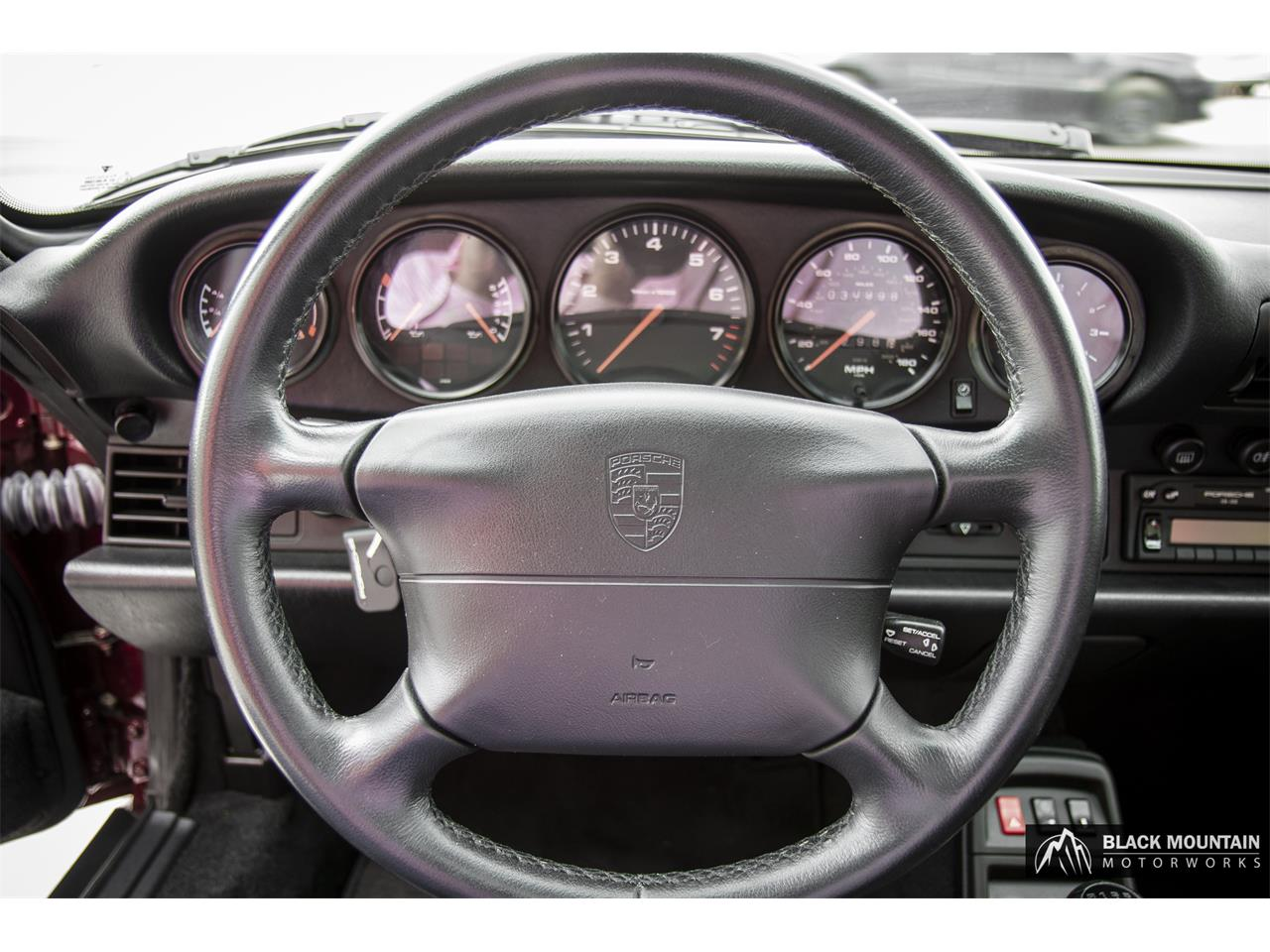 Large Picture of 1997 Porsche 911 Carrera Offered by a Private Seller - QN1Z