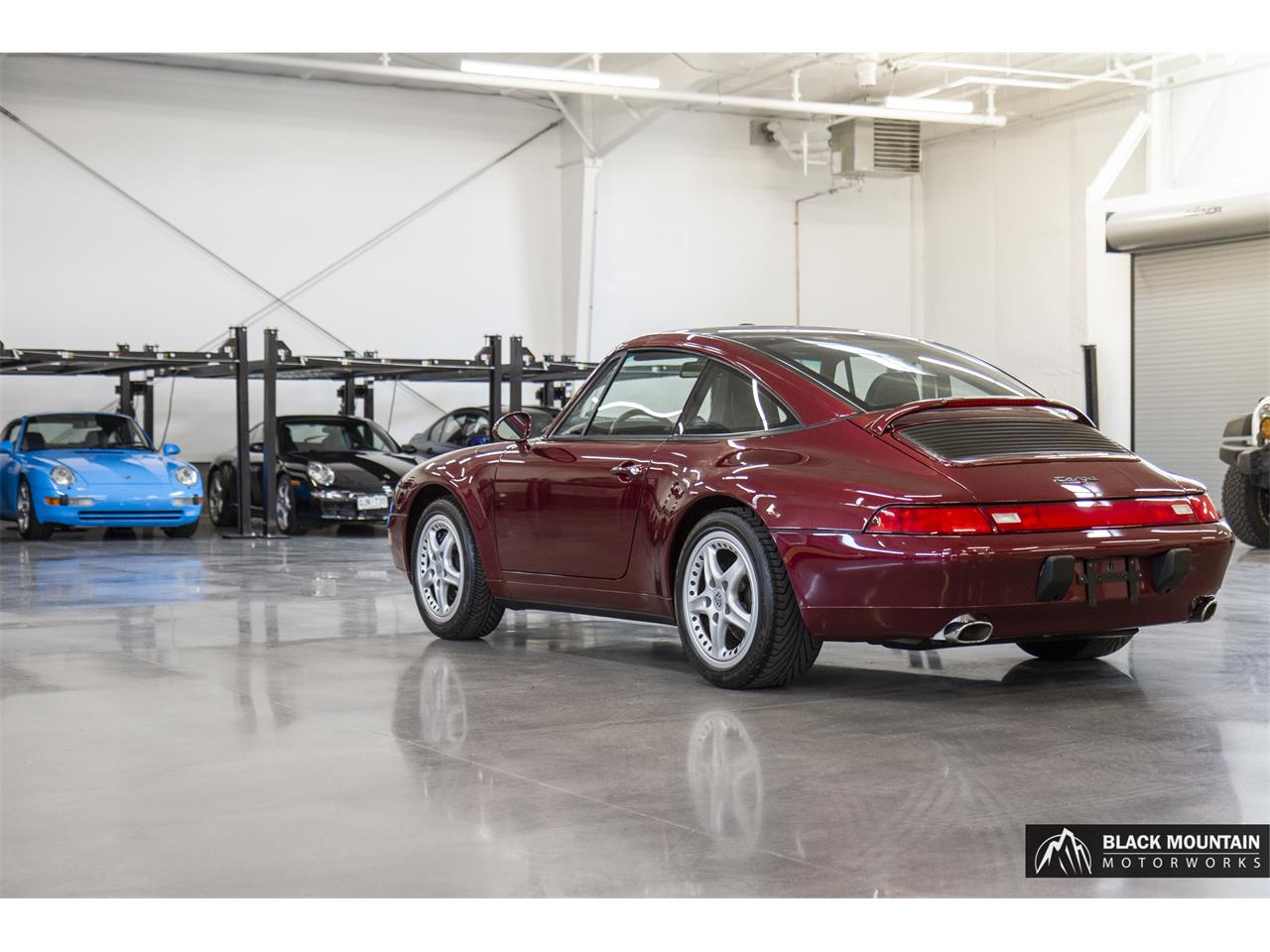Large Picture of '97 Porsche 911 Carrera located in Colorado - $69,000.00 Offered by a Private Seller - QN1Z