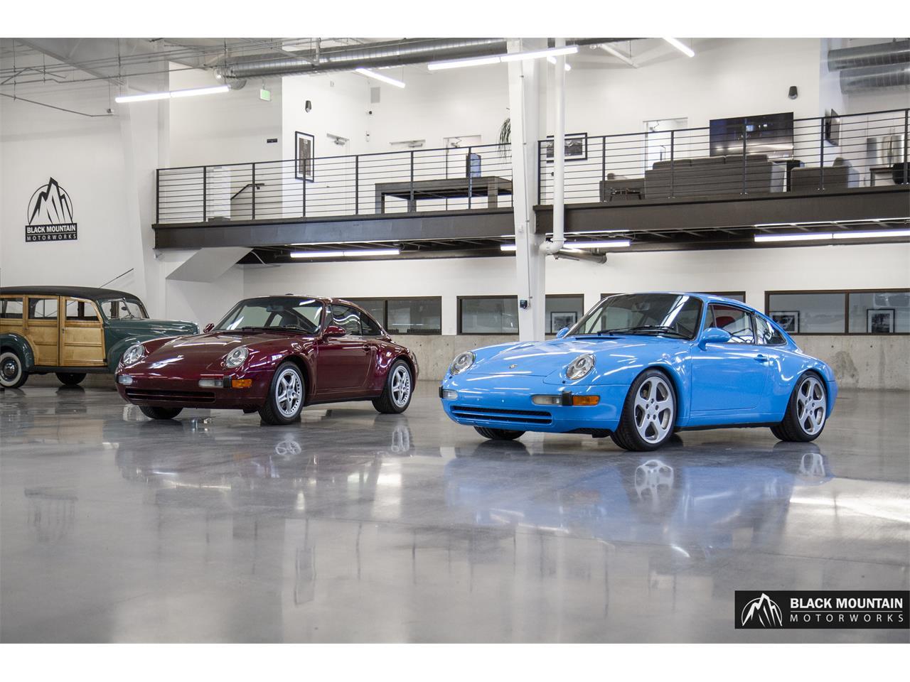 Large Picture of '97 Porsche 911 Carrera - $69,000.00 - QN1Z