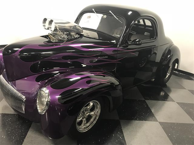 1941 Willys 2-Dr Coupe