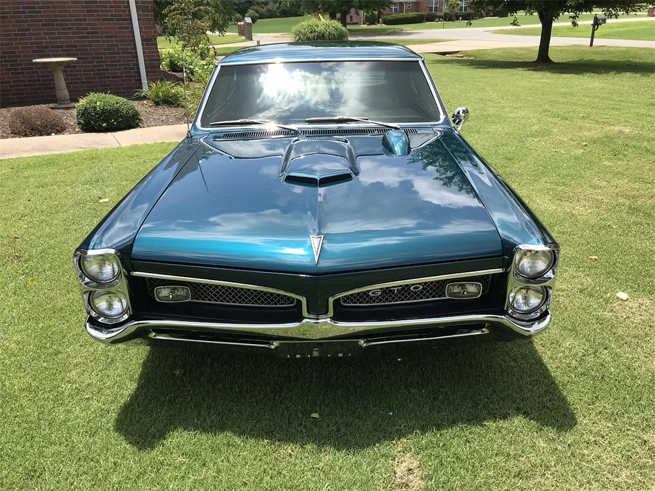 Large Picture of '67 GTO - QN2F