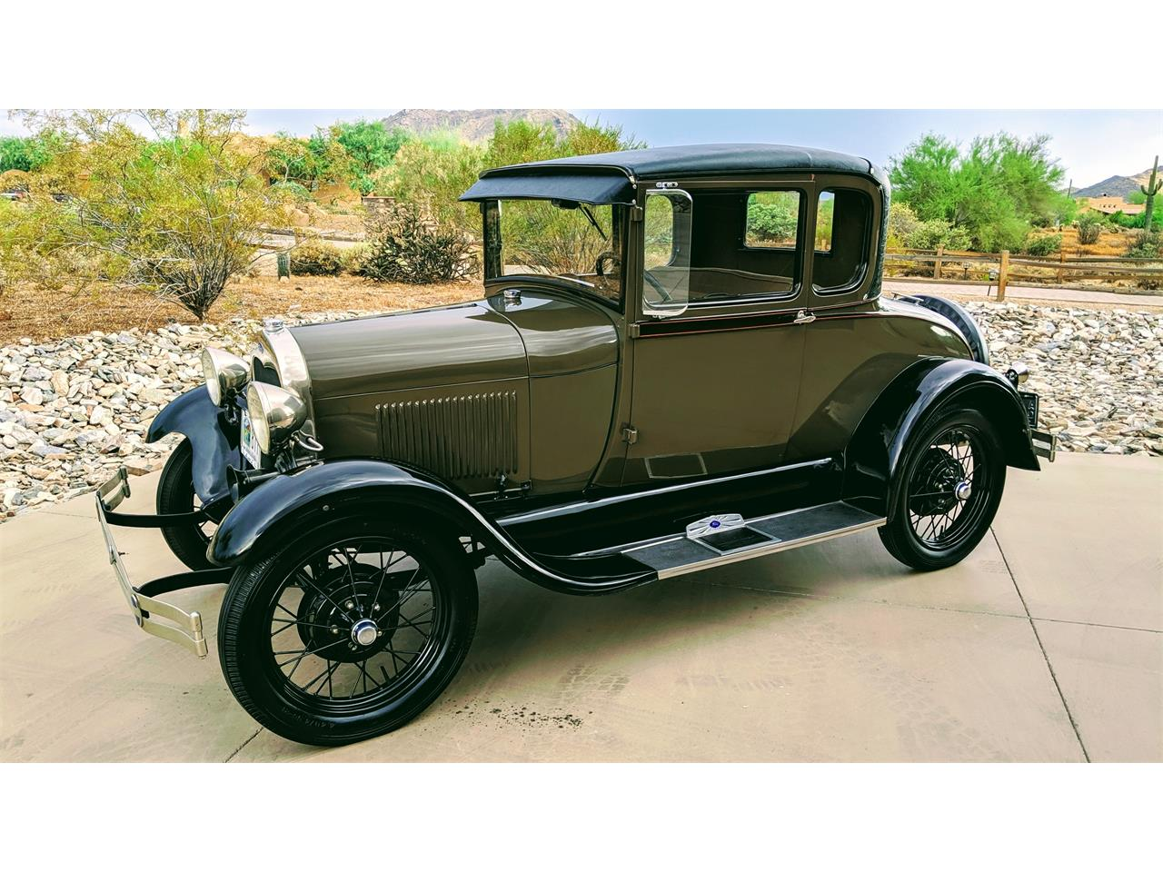 Large Picture of '29 Model A - QN2H