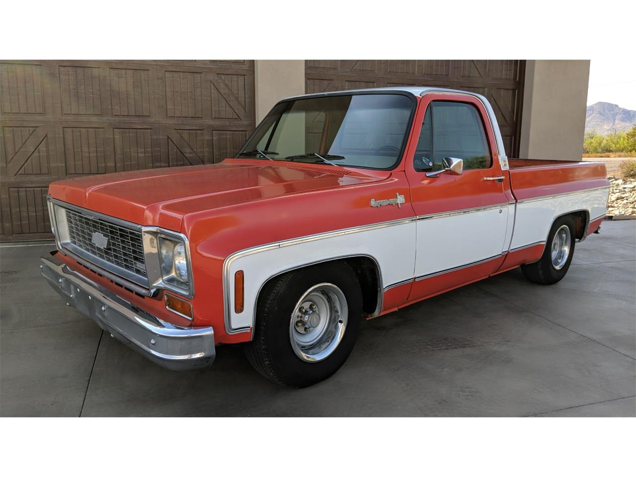 Large Picture of 1974 C10 located in Arizona - $9,500.00 - QN2L