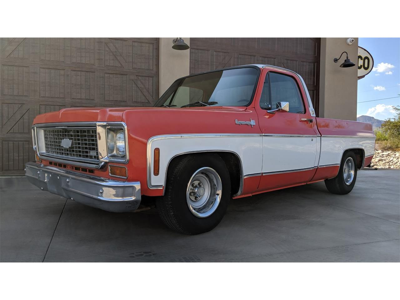 Large Picture of 1974 Chevrolet C10 - $9,500.00 Offered by a Private Seller - QN2L