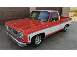 Picture of '74 Chevrolet C10 located in North Pheonix Arizona Offered by a Private Seller - QN2L