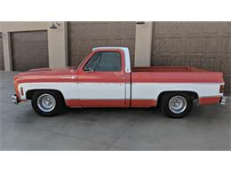 Picture of 1974 Chevrolet C10 located in North Pheonix Arizona - $9,500.00 Offered by a Private Seller - QN2L