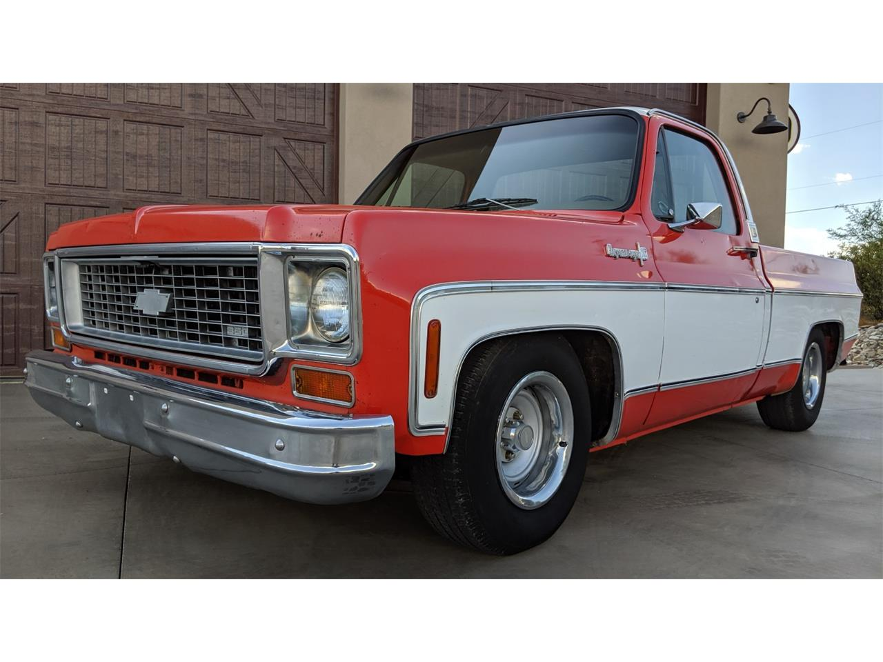 Large Picture of 1974 C10 - $9,500.00 Offered by a Private Seller - QN2L