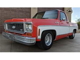Picture of 1974 C10 located in North Pheonix Arizona - $9,500.00 Offered by a Private Seller - QN2L