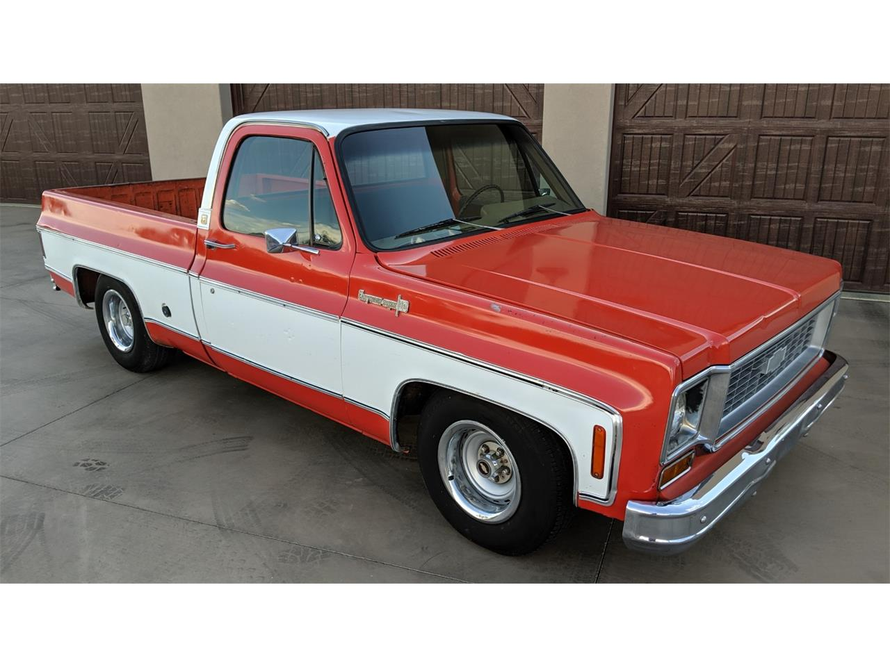 Large Picture of 1974 Chevrolet C10 located in Arizona Offered by a Private Seller - QN2L