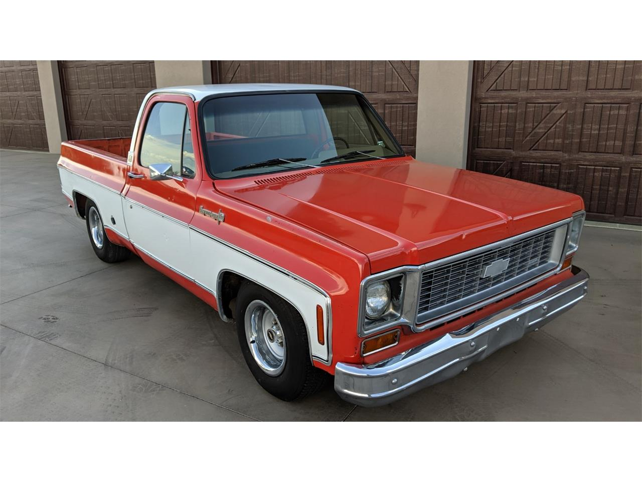 Large Picture of 1974 Chevrolet C10 - QN2L