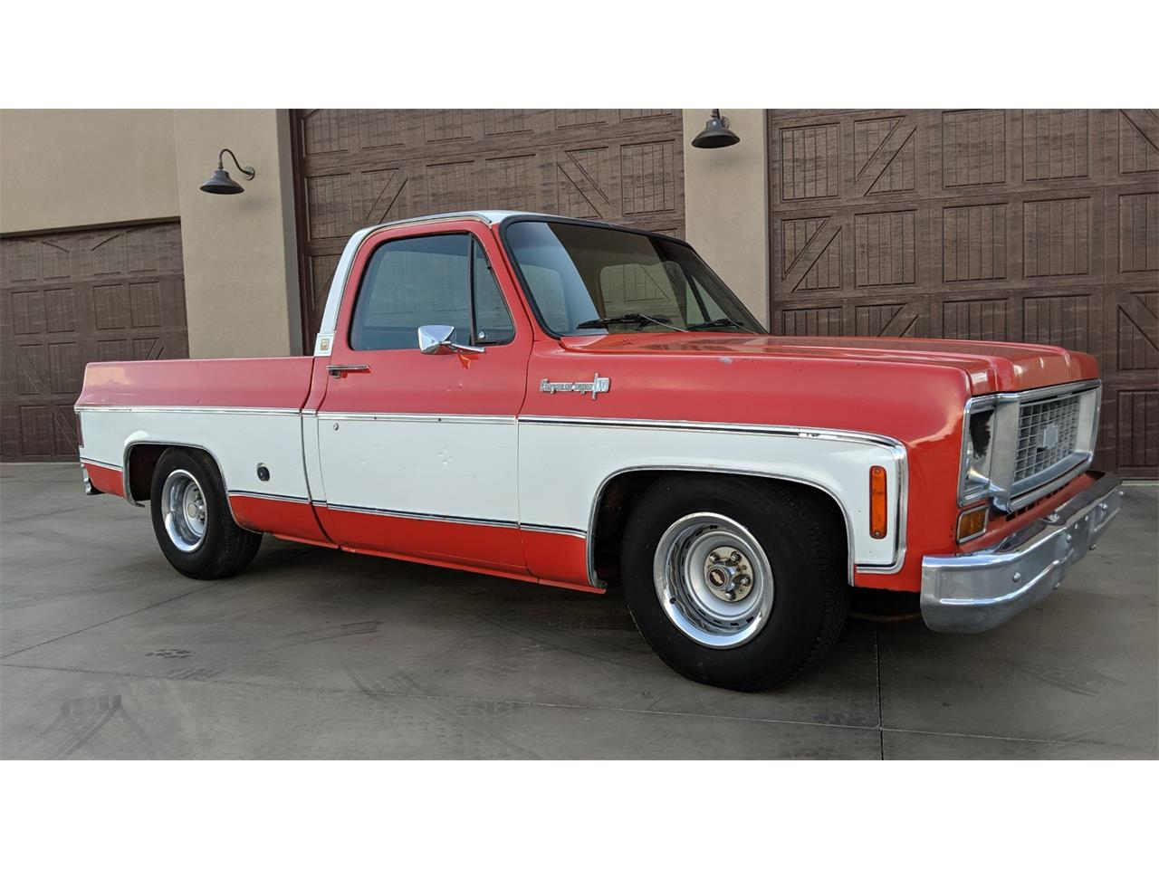 Large Picture of 1974 C10 located in Arizona - $9,500.00 Offered by a Private Seller - QN2L