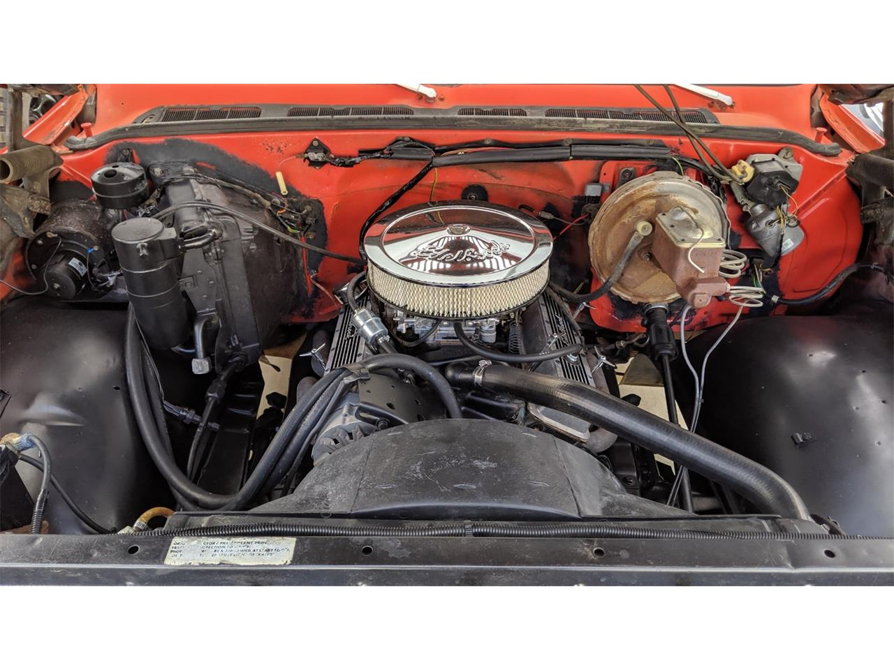 Large Picture of '74 Chevrolet C10 located in North Pheonix Arizona - QN2L