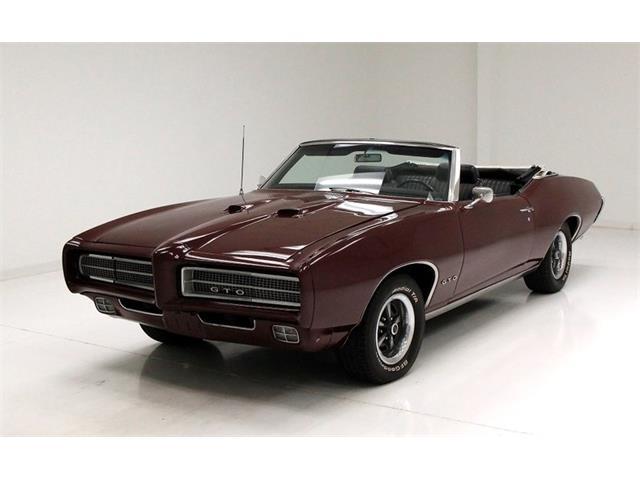 Picture of '69 GTO - QN2U