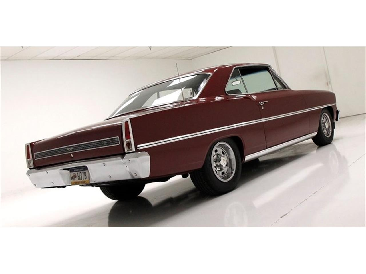 Large Picture of Classic '67 Chevrolet Chevy II located in Morgantown Pennsylvania - QN33