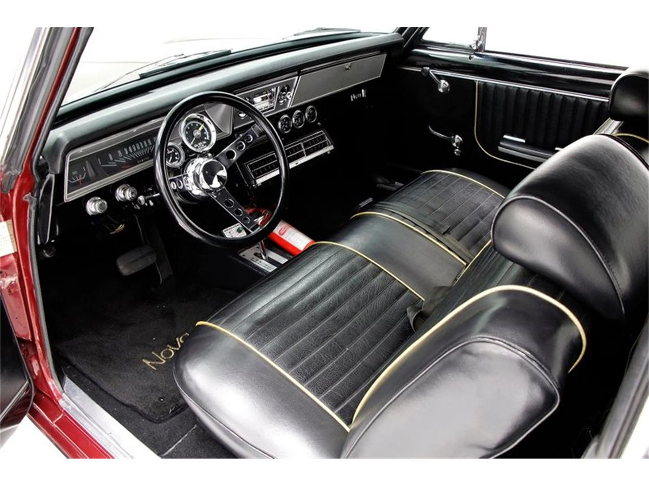 Large Picture of Classic 1967 Chevrolet Chevy II located in Morgantown Pennsylvania Offered by Classic Auto Mall - QN33