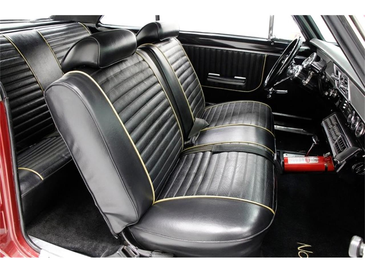 Large Picture of Classic 1967 Chevrolet Chevy II - QN33
