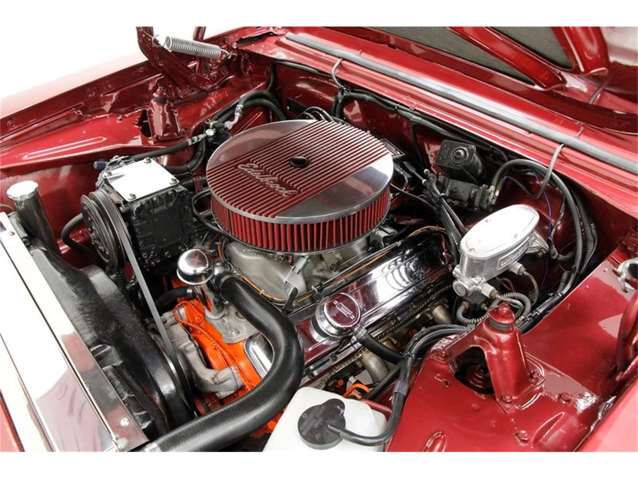 Large Picture of 1967 Chevrolet Chevy II - QN33