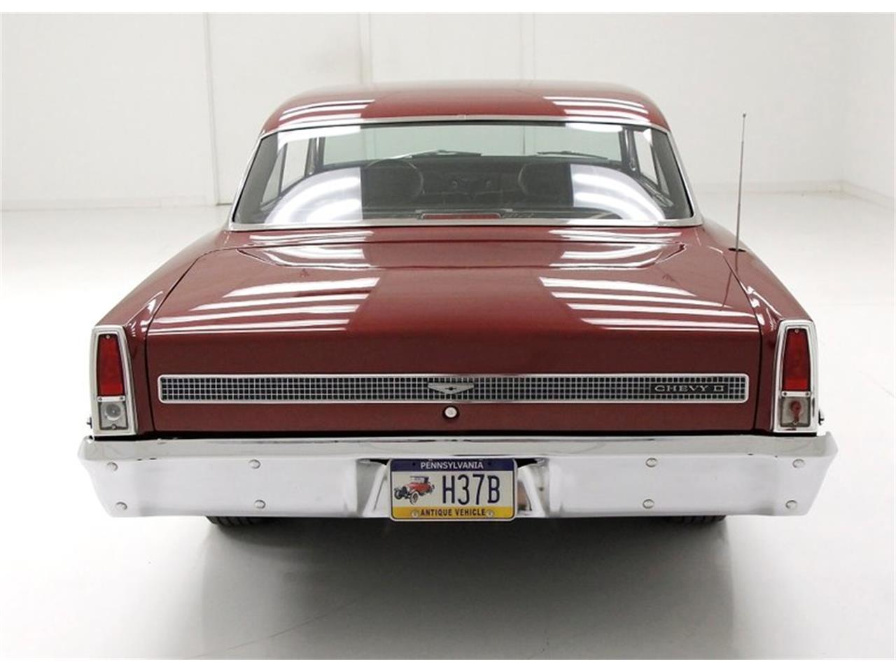 Large Picture of 1967 Chevrolet Chevy II Offered by Classic Auto Mall - QN33