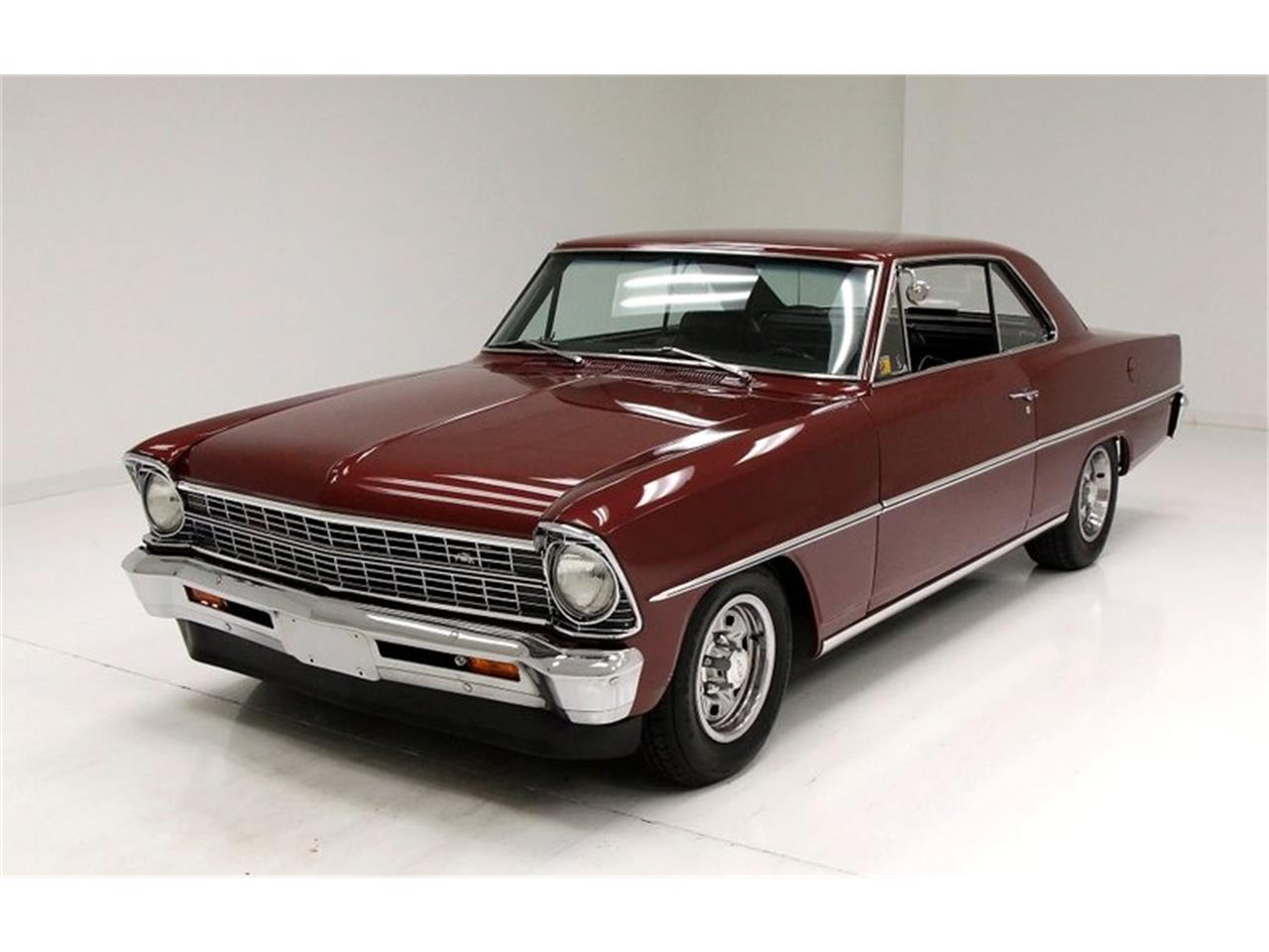 Large Picture of Classic '67 Chevy II Offered by Classic Auto Mall - QN33