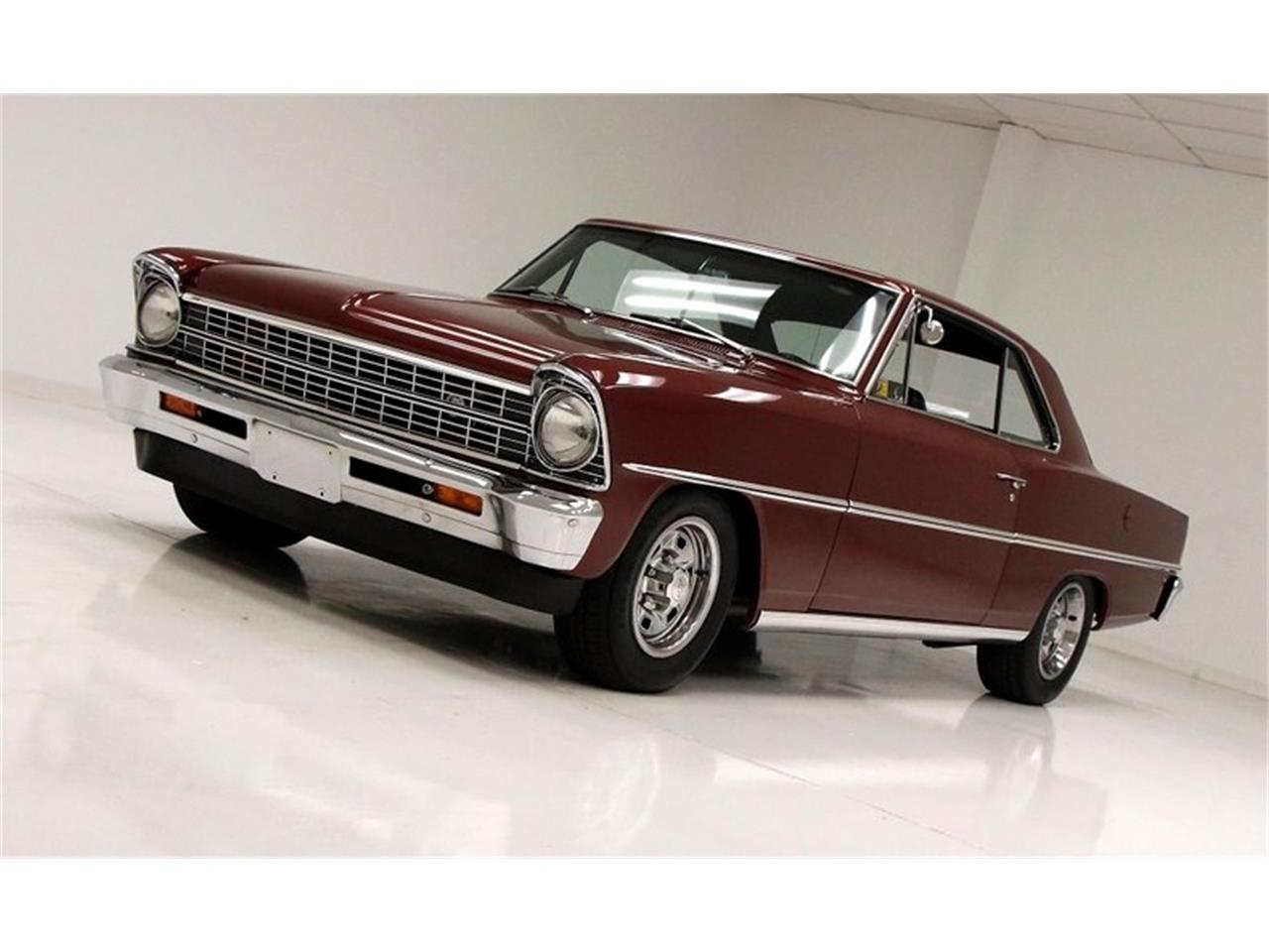 Large Picture of Classic '67 Chevrolet Chevy II located in Pennsylvania - $45,900.00 - QN33