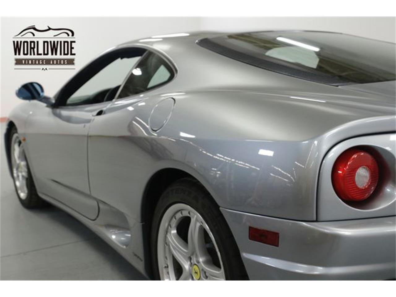 Large Picture of '04 Ferrari 360 - $75,900.00 - QN38