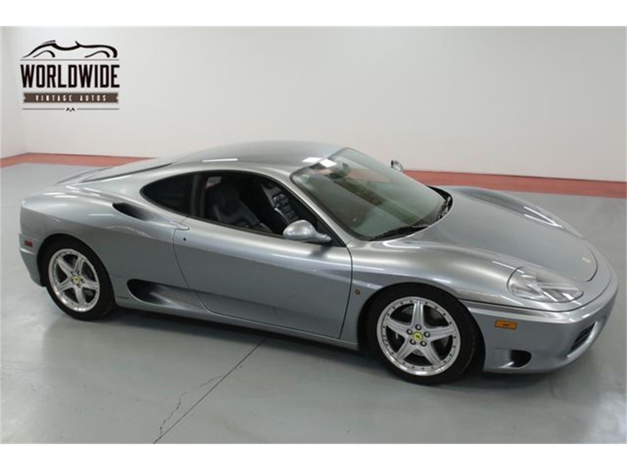 Large Picture of '04 Ferrari 360 located in Denver  Colorado - $75,900.00 - QN38