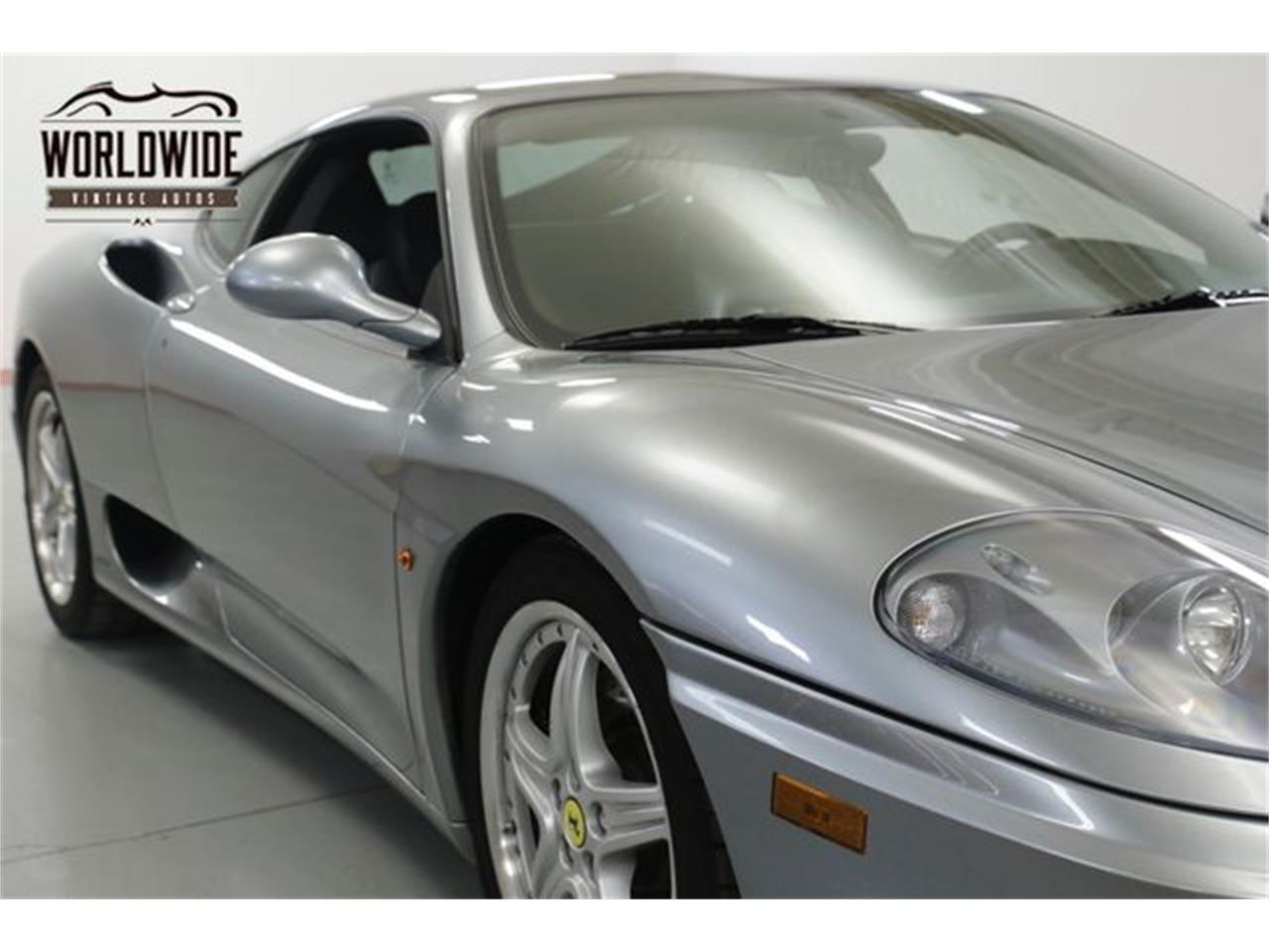 Large Picture of 2004 Ferrari 360 located in Denver  Colorado - QN38