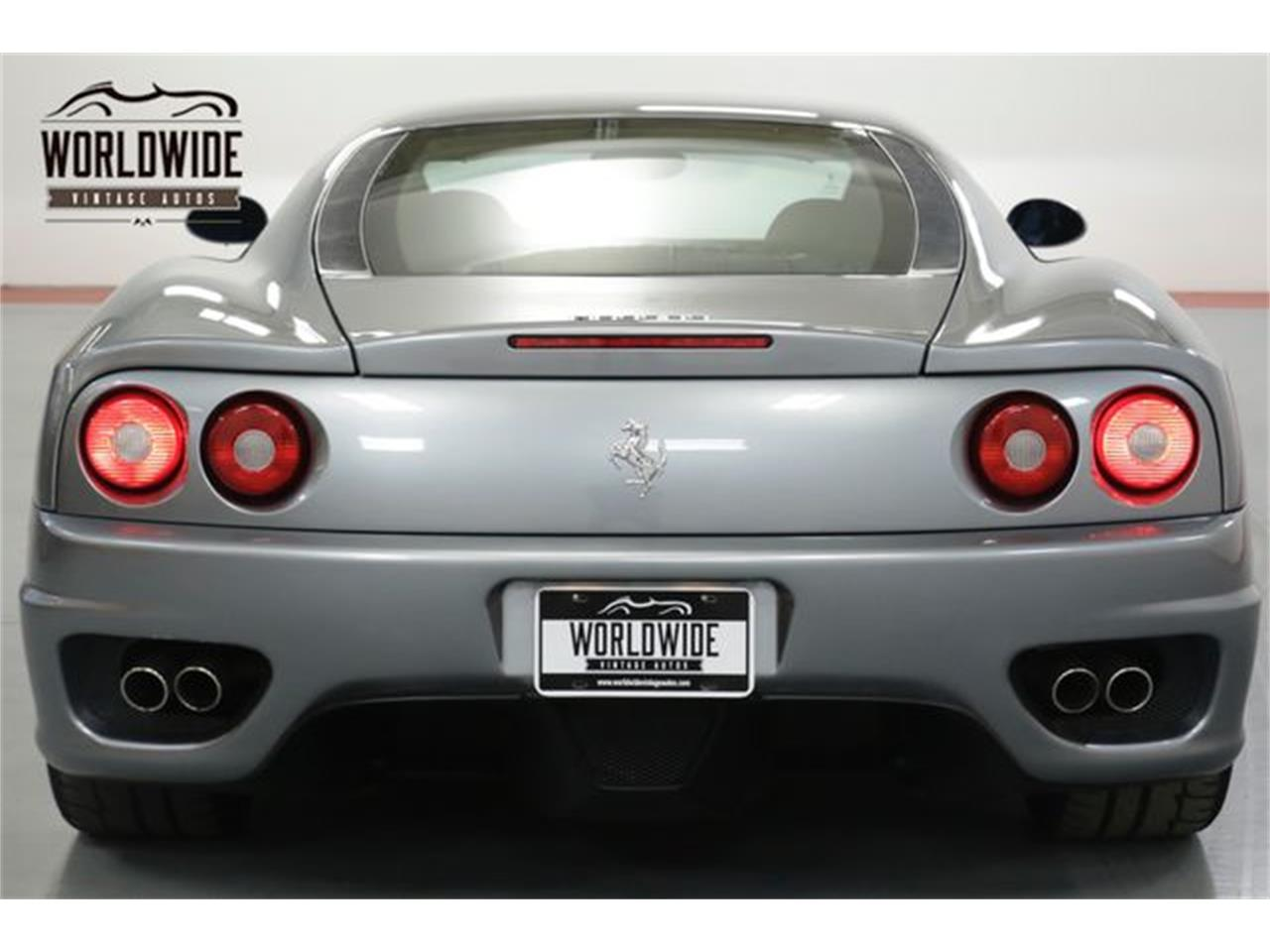 Large Picture of 2004 Ferrari 360 Offered by Worldwide Vintage Autos - QN38