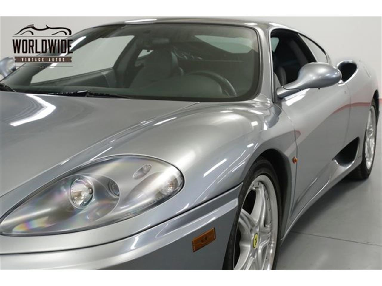 Large Picture of '04 Ferrari 360 located in Denver  Colorado Offered by Worldwide Vintage Autos - QN38