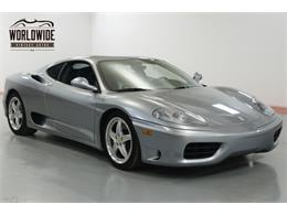 Picture of 2004 Ferrari 360 located in Colorado - $75,900.00 Offered by Worldwide Vintage Autos - QN38