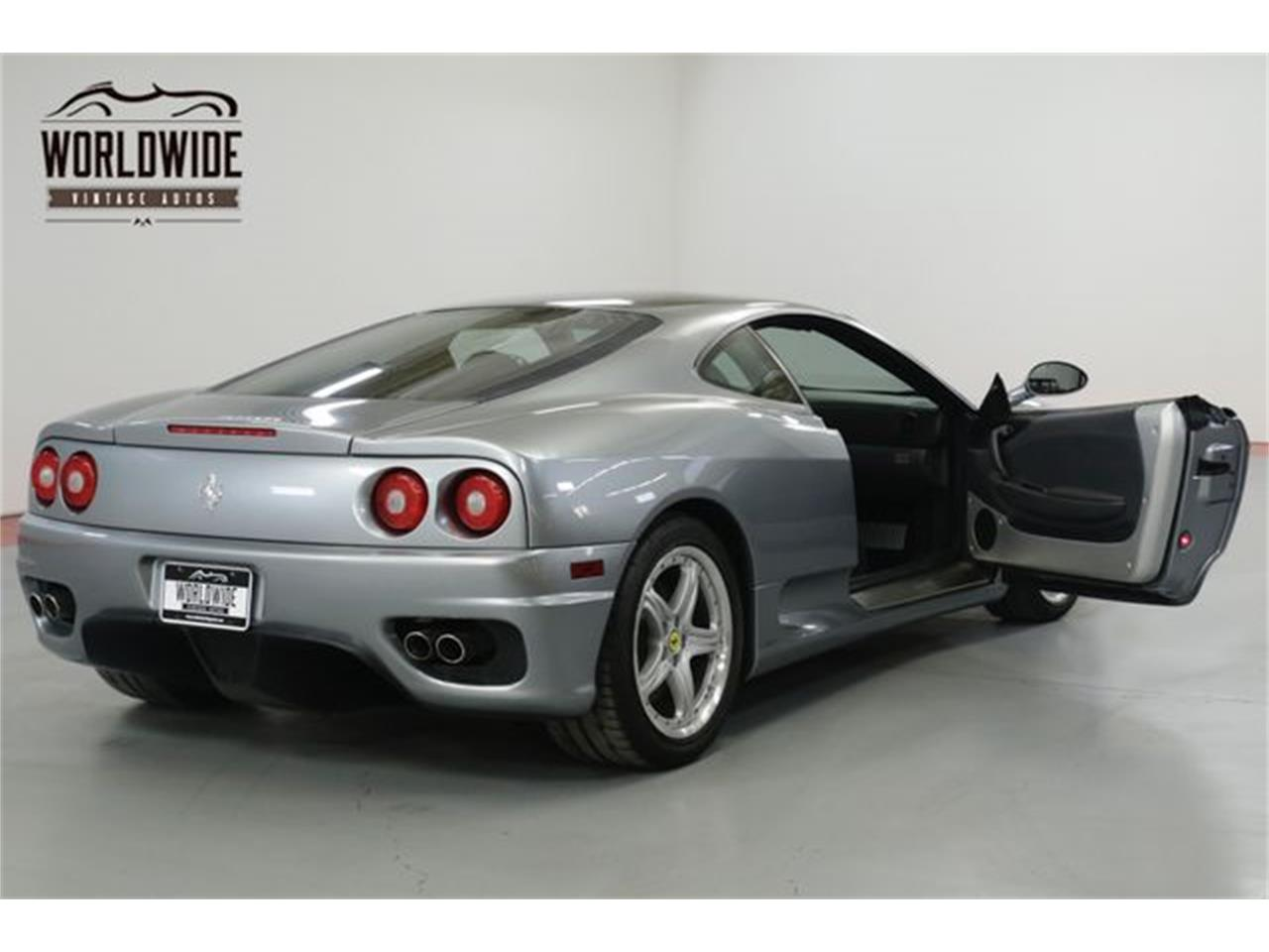 Large Picture of 2004 Ferrari 360 located in Denver  Colorado - $75,900.00 Offered by Worldwide Vintage Autos - QN38