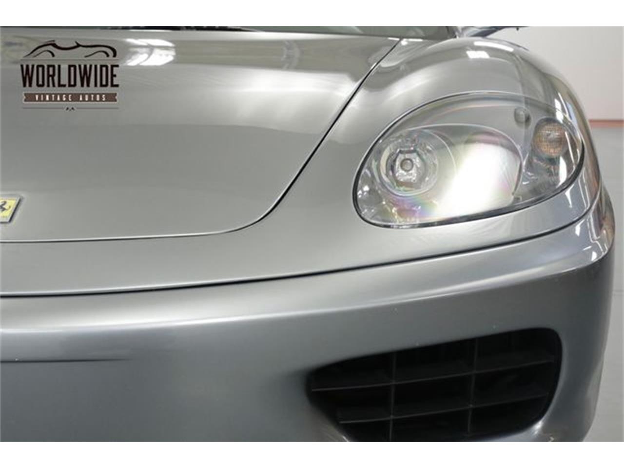 Large Picture of '04 Ferrari 360 located in Colorado Offered by Worldwide Vintage Autos - QN38