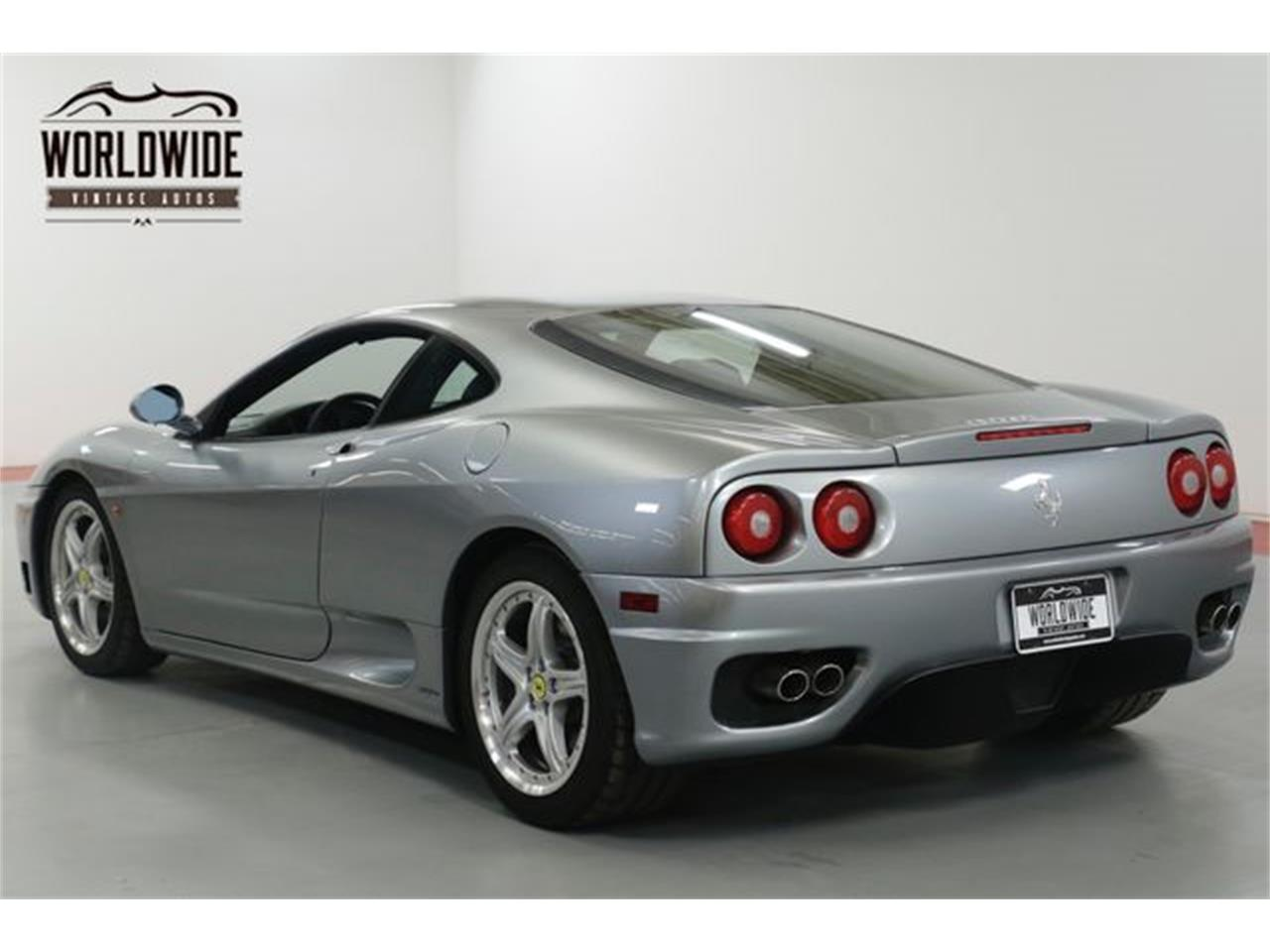 Large Picture of 2004 Ferrari 360 located in Colorado - QN38
